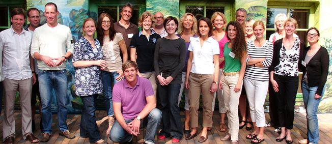 Coaching-Ausbildung 2011 bei Kassel