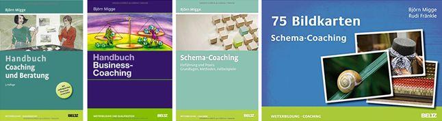 E-Books Coaching-Ausbildung Lehrbücher Coaching von Björn Migge